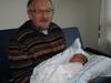Farfar på besøg